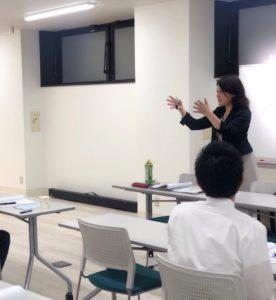 ビジネスマナー研修〜ヘアケア製品の総合メーカー様〜